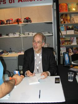 Signing at BEA in 5-06